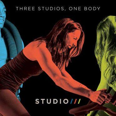 Studio Three Signage