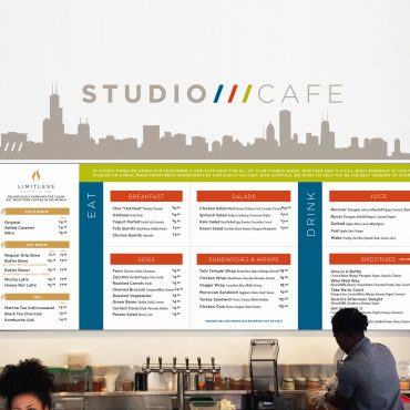 Studio Three Cafe