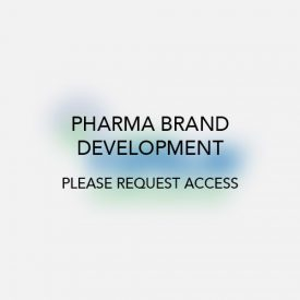 Pharmaceutical Brand Development